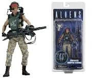 "ALIENS SERIES 9 ACTION FIGURES 7"" SCALE JENETTE VASQUEZ - Far West Toys"
