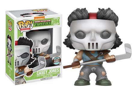 Funko Pop! Teenage Mutant Ninja Turtles Casey Jones specialty series - Far West Toys