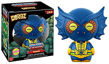 Masters of the Universe Merman Dorbz Vinyl Figure CHASE VARIANT - Far West Toys
