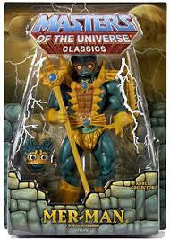 Masters of the Universe Classics - Mer-Man Figure - Far West Toys