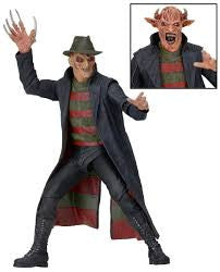 "Nightmare on Elm Street - 7"" Scale Ultimate Freddy Krueger Action Figure - Far West Toys"