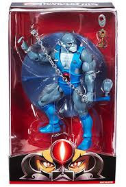 2016 Mattel Thundercats Classics Panthro Club Third Earth - Far West Toys