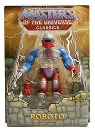 Masters of the Universe Classics Roboto - Far West Toys