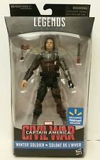 "Winter Soldier Marvel Legends Civil War Walmart Exclusive 6"" action figure - Far West Toys"