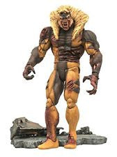 Marvel Select Zombie Sabretooth Action Figure Villain Zombies - Far West Toys