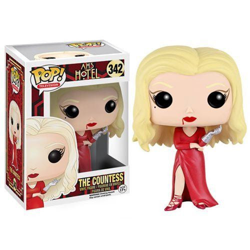 Funko POP !!! AHS: Hotel - The Countess vinyl figure - Far West Toys