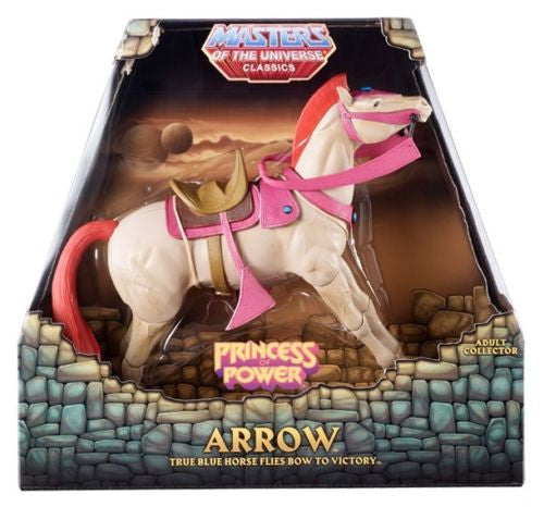 Motu Classics Masters Of The Universe ARROW Figure - Far West Toys