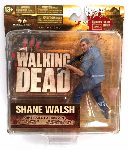 Shane Walsh - The Walking Dead Series 2 AMC - Far West Toys
