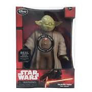 "Star Wars Yoda 10"" Talking Figure 15+ Spoken Phrases & Sounds by Disney - Far West Toys"