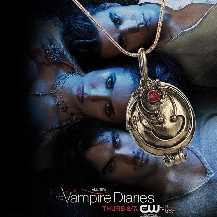 Vampire Diaries Necklaces & Pendants Elena Gilbert Necklace - The GearBuyz Store