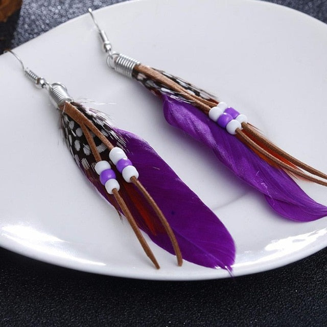 Design Dream Catcher Earrings - The GearBuyz Store