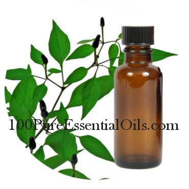 Black Pepper Essential Oil (Peppercorn Oil) - OVERSTOCK