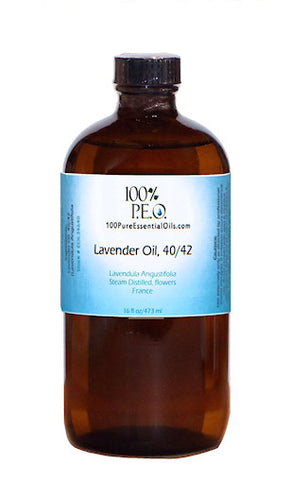 Bulk Lavender Essential oil 16 oz