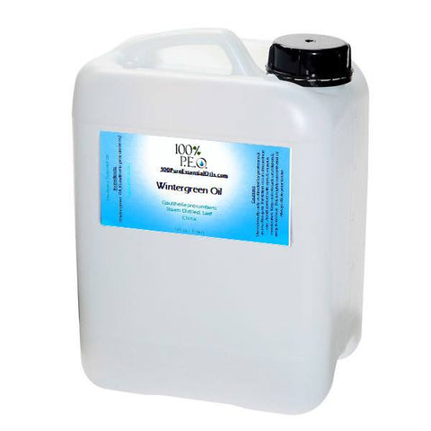 Wintergreen Oil Gallon Bulk