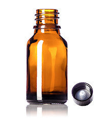 Buy 1/2 oz Amber Glass bottle for essential oils accessories