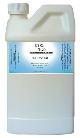 Bulk Tea Tree Oil - 32 oz Essential Oil