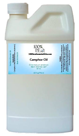 Wholesale White Camphor Oil 32 oz