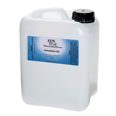 Bulk Cinnamon Oil Gallon
