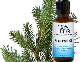 Siberian Fir Needle Essential Oil (abies siberica) Russia