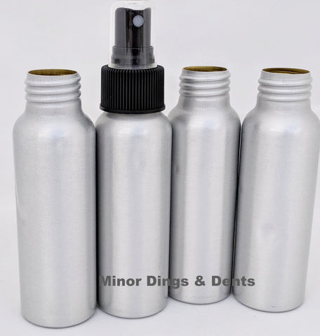 Clearance - 80 ml Aluminum Spray Bottle (as is)