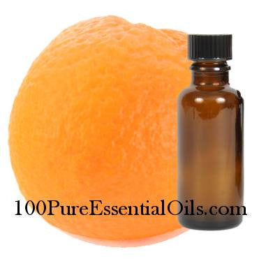 Bulk Orange Essential Oil 1oz=> 1 Gallon