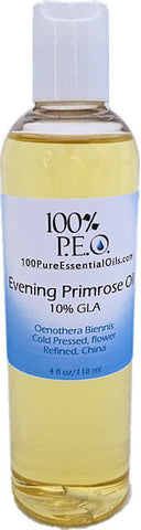 Natural Evening Primrose Oil, 4 oz