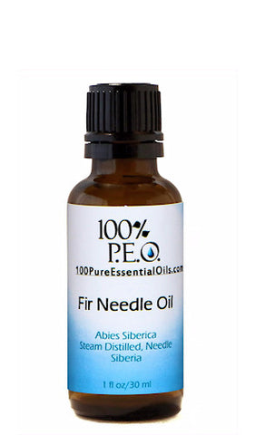 Pure Fir Needle Oil of abies siberica, 1 oz (30ml)