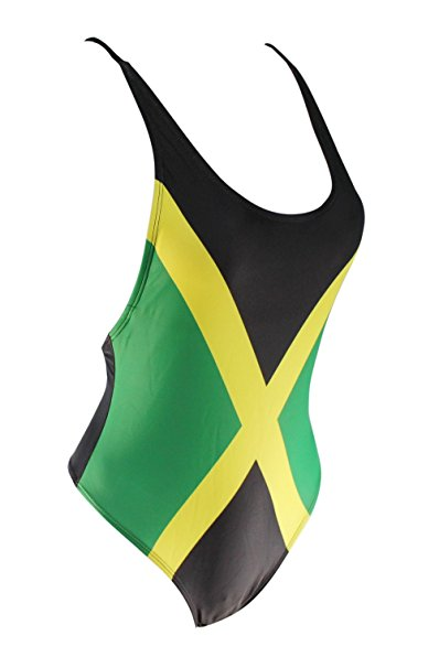 Jamaica Me Crazy One Piece Monokini