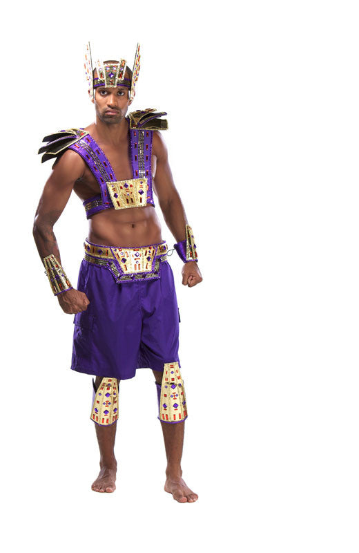Warrior Male Costume