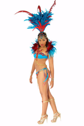 Blue Lagoon Costume