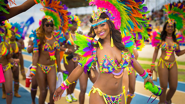 P. Hutton Trinidad Carnival 2019 Package