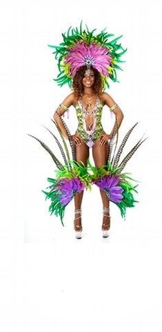 Dragon female monokini costume