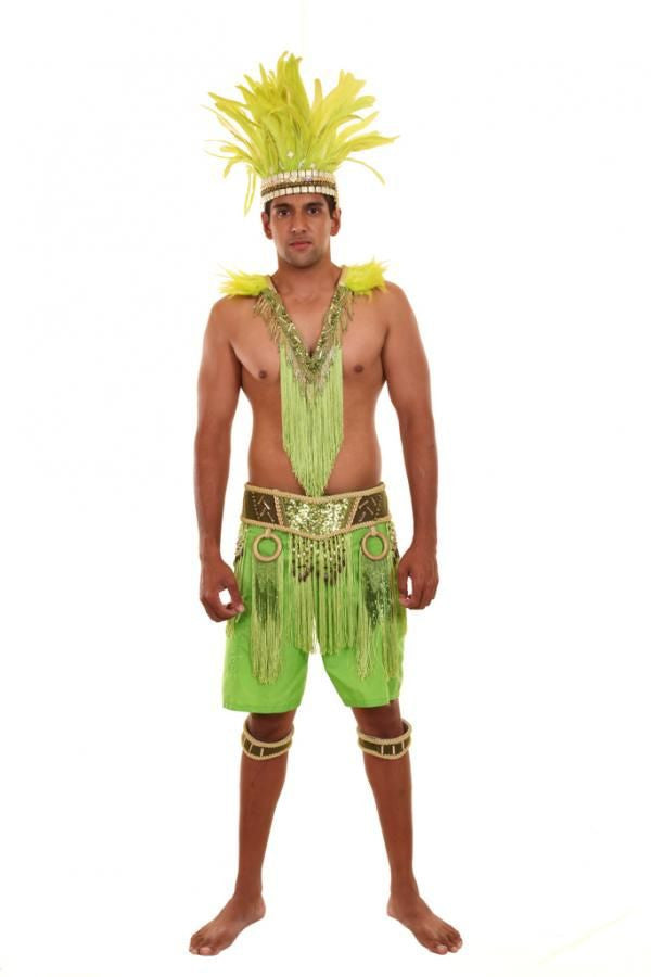 Lizard Male Costume