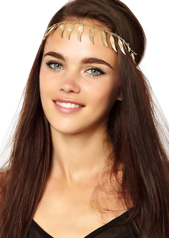 Head Chain leaf