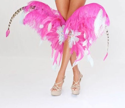 Feather leg bands