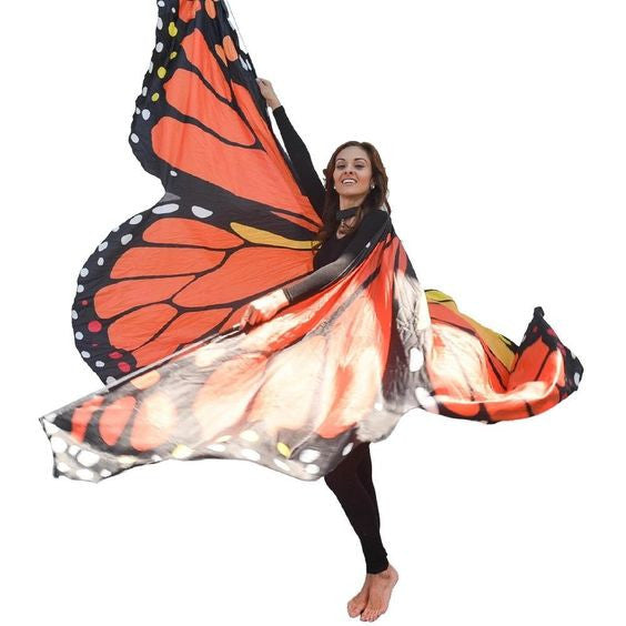 Large Butterfly Wings