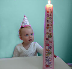 Year On A Childs Birthday Are Tradition For Many Families Choose From Our Original 1 21 Candle 18 Personalized Or