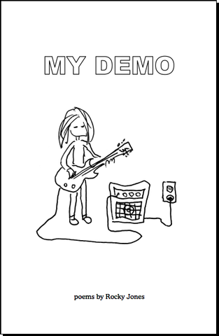 My Demo, Poems By Rocky Jones (PDF DOWNLOAD)