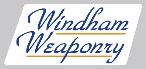 Windham Weaponry Logo Window Decal