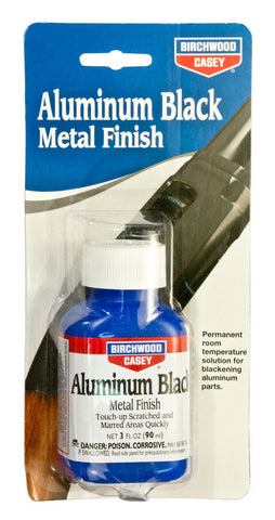 Birchwood Casey Aluminum Black - 3 oz.