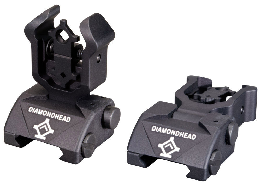Diamondhead Rear Flip Sight