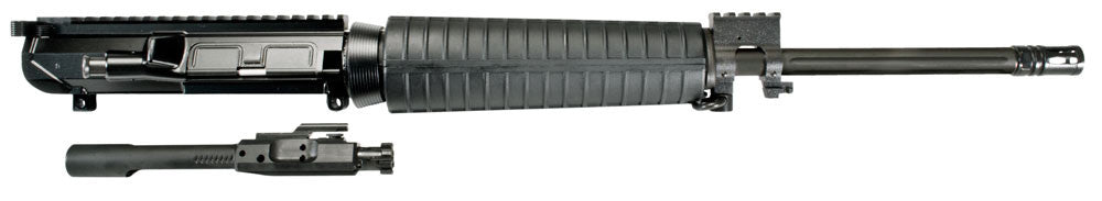 Complete 18in Fluted Upper Receiver Assembly for Windham Weaponry .308
