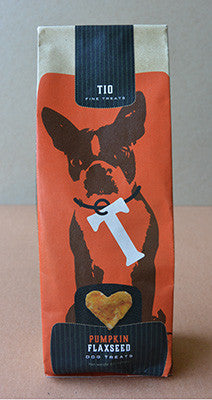 Pumpkin Flaxseed Treats - 8 oz