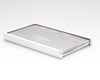 Aluminum Credit Card Holder Silver