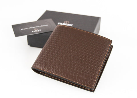 Triangle Wallet 4CC + Coin + 2 Bill Compartments