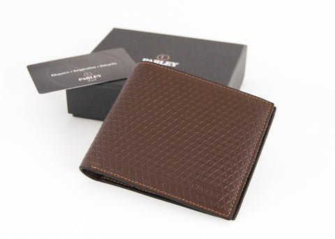 Triangle Wallet 8CC + 2 Bill Compartments