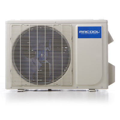 MrCool DIY 24K Ductless Mini-Split AC & Heat Pump w WiFi