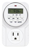 TG Digital Timer - Single Outlet 120v