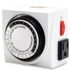 TG Analog Timer - Dual Outlet 120v