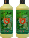 House and Garden Aqua Flakes A and B Set 1 Liter - taphydro